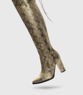 Vysoké čižmy nad kolená