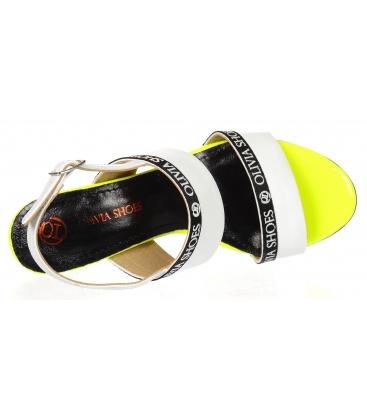 Extra stylové sandály s ozdobným lemem DSA2210