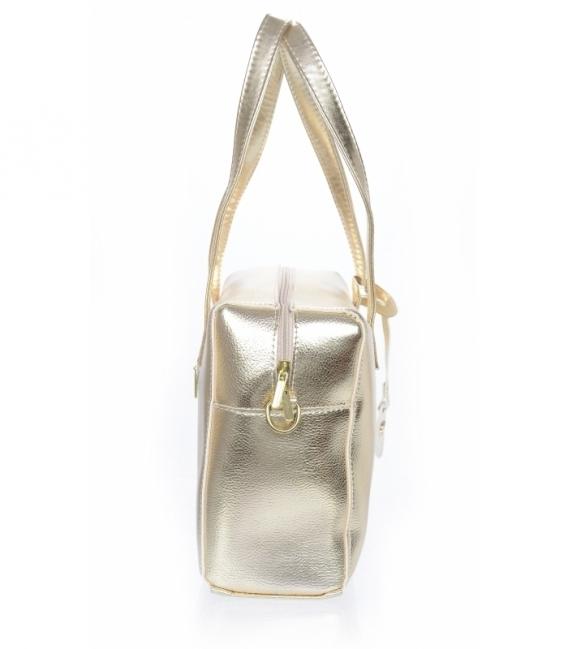 Zlatá elegantná taška JEL0001gold