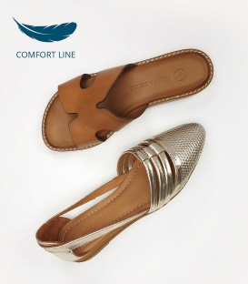 Comfort line - extra comfortable shoes