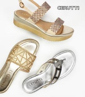 Cerutti - šľapky a sandálky