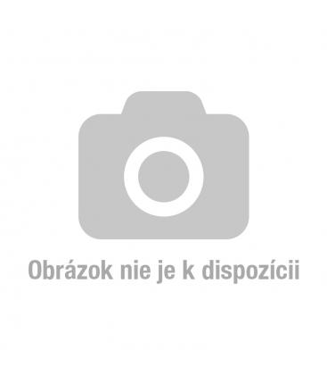 Čierne lakované poltopánky s veľkou ozdobou na podpätku J7H551-3433